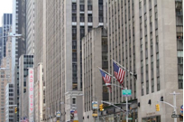 New York office in Rockefeller center