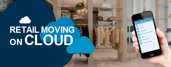 Retail Moving on Cloud
